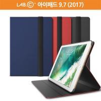 랩씨 아이패드9.7 슬림핏 스마트커버 케이스