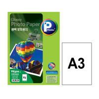 [프린텍] V6320-20_포토인화지/유광/A3/20매