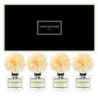 포시즌 사계절 선물세트 디퓨저 200ml 맘 피치꽃 x4