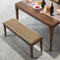 [채우리] 모노 1400 원목 테이블+벤치1
