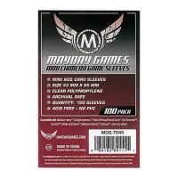 메이데이 카드 슬리브 43x65 - 100pack