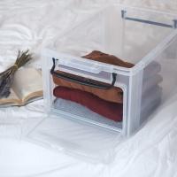 [엔플라스틱]솔리드박스40L(오픈형)