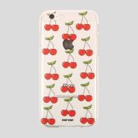 [어프어프] 젤리케이스 Double cherry