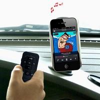 블루투스 무선 스마트폰 멀티 리모콘 Bluecon I(음악,동영상,DMB,카메라등 제어)