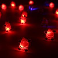 LED점등 산타반지(50개한팩)