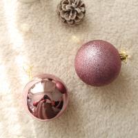 크리스마스 믹스볼 8cm (4개SET) [3color]