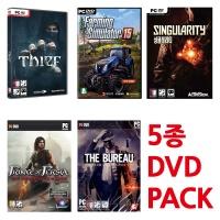 PC 페르시아의 왕자 포함 5종 초특가 (DVD/새제품)