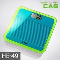 카스(CAS) 프리미엄 글라스 디지털 체중계 HE-49-BL
