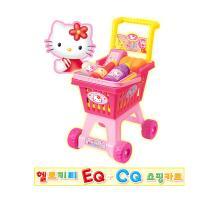 [무료배송][KUMBO]헬로키티 EQ,CQ 쇼핑카트