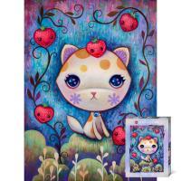 1000피스 딸기 고양이 HE29895