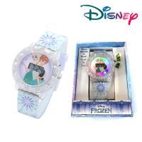 [Disney] 디즈니 겨울왕국 아동 젤리 손목시계 (FZN3848)