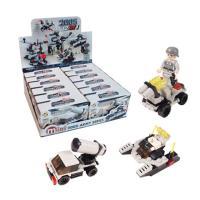 3000 미니블록 장난감 피규어 (군부대 12종) 세트