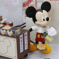 Playbuddy - Mickey 미키(15cm)