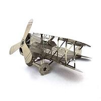 [이노메탈퍼즐] 복엽기 금속조립키트 (MIK000218)메탈웍스