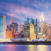 [챔버아트] A5110 미국 뉴욕 맨하탄 500조각 직소퍼즐