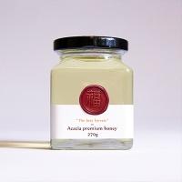 꿀.건.달 [꿀이아주.건강하고.달콤하군] 아카시아꿀 Acacia premium honey - 270g