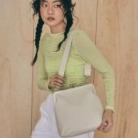 Amelie frame big bag_ivory