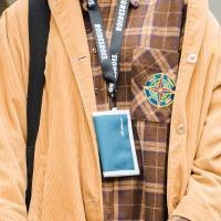 [로아드로아](랜야드증정)ROIDESROIS - HOLD ME WALLET (GREEN) 지갑 2단지갑