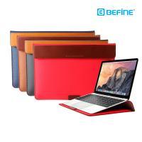 [비파인]맥북 12인치용 스탠드 노트북파우치 버전2