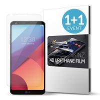 스킨즈 LG G6플러스 우레탄 풀커버 액정 필름 (2장)