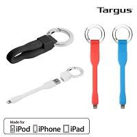 [MFi인증]타거스 링버클 충전/싱크 라이트닝 USB 8핀 케이블 9cm(ACC996AP)