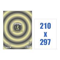 A4 전지 라벨/CL-3130