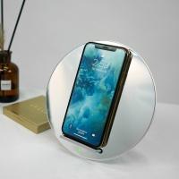 윈코 글라쎄 거울 고속 무선충전기