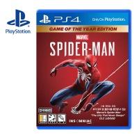 PS4 스파이더맨 GOTY 에디션 한글판