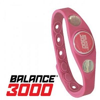 [Balance3000] 발란스3000 스포츠팔찌-핑크