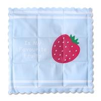 [인디고샵] 제일 좋아하는 딸기 쿨방석