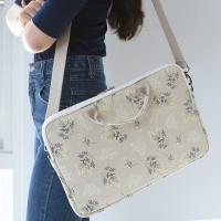 [스크래치]바투카 lace flower 노트북가방/서류가방
