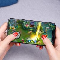 모바일 스마트폰 테블릿 조이스틱 게임패드