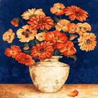 [DIY명화]Q3084 꽃정물화 size 50*40cm