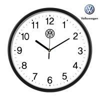 폭스바겐 저소음 인테리어 벽시계 VW300MT-BK