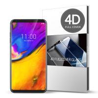 스킨즈 LG V35 4D 풀커버 강화유리 필름 (1장)