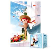 108피스 직소퍼즐 - 빨강머리앤 향기를품은바람(미니)
