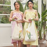 Tulip eco bag 2 colors