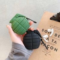 에어팟프로 링 케이스 3세대 수류탄 밀리터리 실리콘
