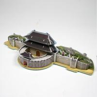 3D입체퍼즐 수원화성의 정문 장안문 [CK006]