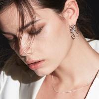 signature rope earring