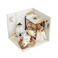 [adico]DIY 미니어처 하우스 - 웨딩드레스2