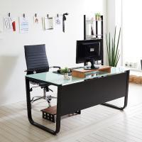 스틸뷰 1200 책상+의자세트  각진프레임