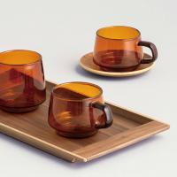 킨토 세피아 컵 270ml (황색)