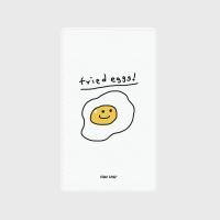 [어프어프] 보조배터리 Fried eggs-white