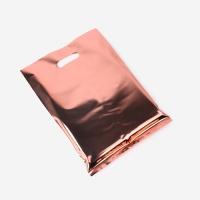 [인디고샵] 로즈핑크 네온사인 선물봉투 (10개)