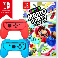 Switch 슈퍼 마리오 파티 한글판 (그립2개증정)