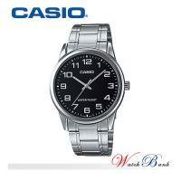 카시오 CASIO (MTP-V001D-1B/메탈밴드)