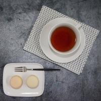 모던 스티치 체크 키친크로스 테이블매트