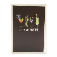 홀마크 생일 축하 카드(칵테일)-KED2213