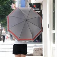 3단 자동 우산